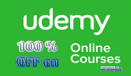 Free Udemy courses Coupons-Coupons to enrol in Udemy video tutorials